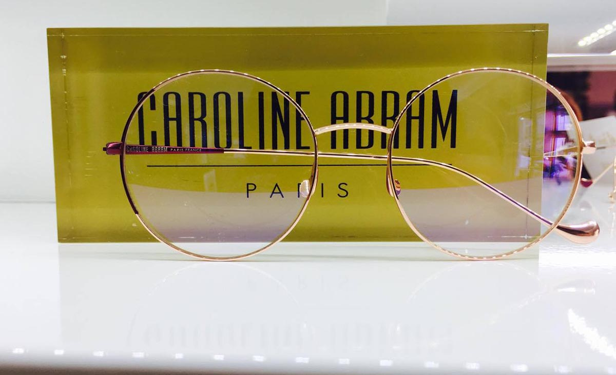 Occhiali Caroline Abram